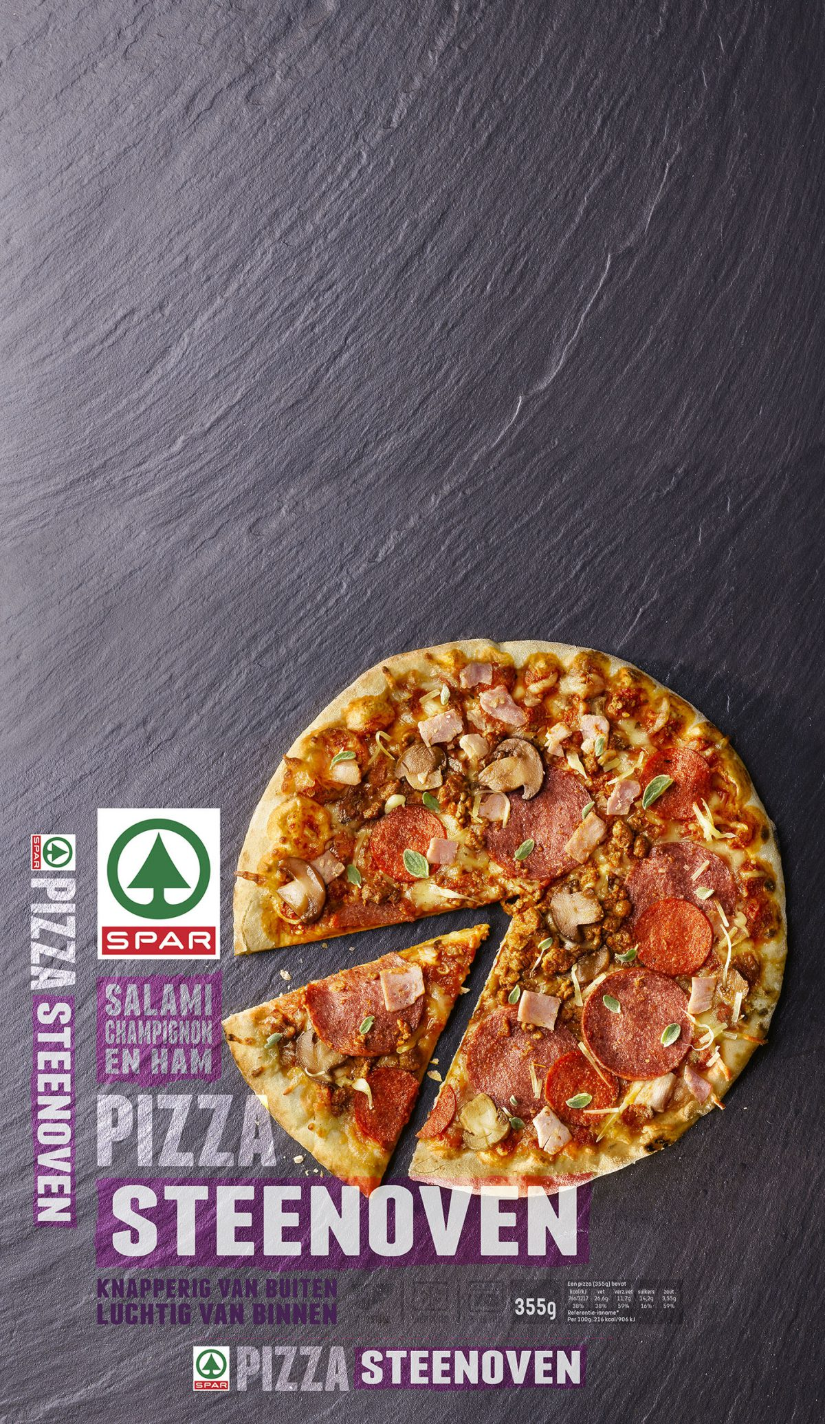Pizza-Speciaal-Steenoven