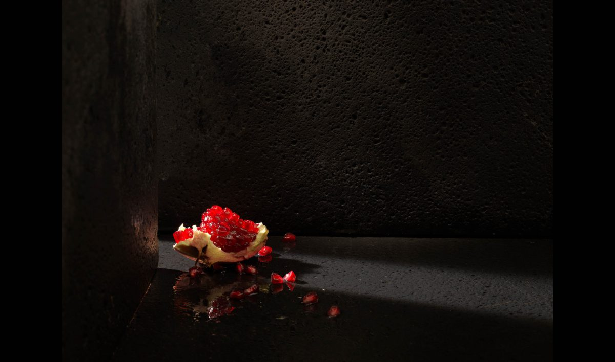 Pomegranate_on_Black